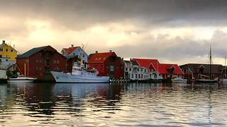 My hometown,  Haugesund