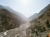 leaving the city behind... (rock 'n' lola) Tags: travel adventure karakoram pakistan analog 120mm
