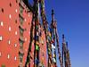 Tibetan Prayer Flags (█ Slices of Light █▀ ▀ ▀) Tags: tibetan 西藏 prayer flag 经幡 poles buddha ceramic putuo zongcheng 普陀宗乘 temple 普陀宗乘之庙 庙 llama buddhism 喇嘛佛教 佛教 sony rx1rm2