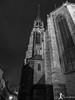 Petrov (martin.smolak) Tags: petrov temple brno nightphoto bw building katedrála cathedral sv petr pavel neogothic style novogotický styl toower architecture tower