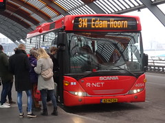 "Scania Omnilink ""R-Net"" (harry_nl) Tags: netherlands nederland 2018 amsterdam scania omnilink rnet ebs 4054 bznz36 sidecode5"