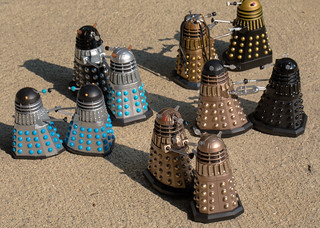 The Dance of the Daleks