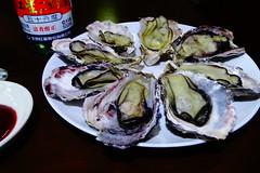DSC00033 (muzina_shanghai) Tags: 牡蠣 蒸し牡蠣 oyster