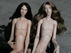 Bernard and Etu (Sofia Mityaeva) Tags: doll bjddoll artdoll balljointeddoll bjd porcelaindoll ooakdoll porcelainbjd artdolls sofiedoll artisticdoll beautifuldoll porcelain