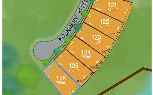 Lot 126, Boundary Street, Rutherford NSW