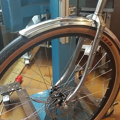 Now let's start having fun with fenders and racks #ccycles