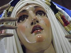 María Santísima del Dulce Nombre en su Soledad (Cofradeus) Tags: madrid dulcenombre turismo españa semanasanta soledad dolor dolores dolorosa