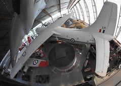 RAF Museum Cosford (stephen.r.clements) Tags: samyang 8mm fisheye raf cosford