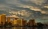 Mammatus Clouds Over The Honolulu Hawaii Skyline (Anthony Quintano) Tags: honolulu hawaii severeweather clouds cumulus mammatusclouds stormclouds hawaiianislands hawaiisunset magicisland waikiki oahu diamondhead hiltonhawaiianvillage travelphotography stormphotography weatherphotography