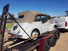 1950 Ford Anglia Convertible (Five Starr Photos ( Aussiefordadverts)) Tags: 1950fordangliaconvertible fordangliaconvertible fordanglia angliaconvertible fordaustralia