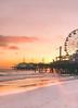 la sunset (christopherswan56) Tags: santamonica california calilivin losangelos hollywood calisunsets pier santamonicapier