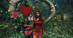 Love Is All Around Me (♥Kelly Parker♥) Tags: secondlife sl virtual avatar secondlifeblog fashionblog beauty fashion blog slblogger lamb free gift glamaffair lelutka bentohead bento maitreya meshbody belleza slink mesh tresblah groupgift foxcity pose poses valentines day gifts freebies love cute pretty fabulous gorgeous