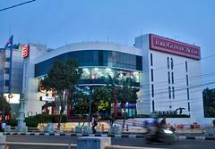 Toko Gunung Agung Pusat (That's not the way Debbigail depicted (using album) Tags: jakarta building gedung architecture arsitektur toko shop