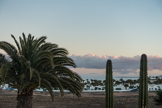 Sunset, Lanzarote, Canary Islands, Spain