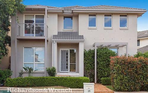 15 Islington Rd, Stanhope Gardens NSW 2768