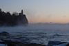 047/365 Split Rock Lighthouse in Sea Smoke (Legodude:)277) Tags: flickr minnesota winter 365the2018edition 3652018 day47365 16feb18