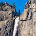 Yosemite Falls (Explored) (punahou77) Tags: yosemite yosemitenationalpark yosemitevalley yosemitefalls waterfall landscape nature nikond500 nationalpark nikon trees tamron150600mmlens granite hike highsierra stevejordan sierras sierranevada water wilderness winter punahou77 park pines