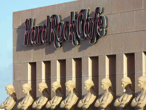 Hard Rock Cafe building