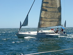 The Longboat pre start (Figgles1) Tags: p1100253 fsc fremantlesailingclub fremantle sailing club sailboat sailboats yacht yachts thelongboat longboat