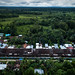 Aerial view of West Kalimantan