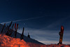 Ski and Stars (_Martl_) Tags: ski snow stars austria outdoor schnee orion night nacht longexposure skiing nature natur dark clouds zillertal alps alpen zillertaleralpen zillertalarena