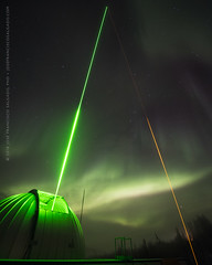 Of lasers and Northern Lights (josefrancisco.salgado) Tags: 1424mmf28g alaska d810a fairbanks lidar nikkor nikon northernlights pokerflatresearchrange astrofotografía astronomy astronomía astrophotography aurora auroraborealis aurorae auroras cielonocturno estrellas exposiciónlarga laser longexposure night nightsky stars usa us