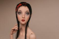 Deepti for V_07 (box_x_dolls) Tags: deepti oxana geets bardo research resin balljointeddoll bjd fashiondoll