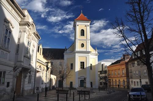 Eisenstadt, Franziskanerkirche (1630)