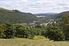 Deri (Parishes of the Buzzard) Tags: deri wales farm fields village darranvalley southwales valleys valley hillside oak