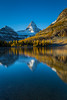 Reflection of Mount Assiniboine at sunrise during larch season (tvrdypavel) Tags: adventure alpine assiniboine autumn beautiful british canada climb columbia discover environment exploration explore extreme fall famous glacier glow great green high hike hiking hut ice impressive lake lakes landscape larches magnificent magog meadow mount mountain national natural nature nub og outdoor park peace peaceful peak preserve recreational reflection relax remote rock rockies scenery sky summer summit tranquility travel trees trek valleys walk wilderness yellow