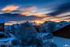 sunrise at the window (picsandarts) Tags: sunrise landschaft himmel nd cityscape canon longexposure efs clouds gnd haida sky langzeitbelichtung lzb landscape wolken sonnenaufgang