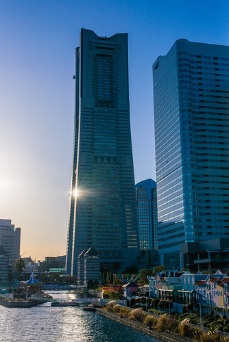 Landmark Tower Yokohama / 橫濱地標大樓