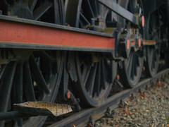 P1218794 (Dreamaxjoe) Tags: gozmozdony 424steamlocomotive steam locomotive 424 bivaly celldömölk