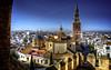 Carmona - Sevilla (mgarciac1965) Tags: old art city sky carmona sevilla seville seviglia andalucía andalucia andalusia españa spain espagne nikon d5200 nikond5200 iglesia cúpula torre lilght