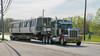 Peterbilt 389 (NoVa Transportation Photos) Tags: silk road transport arkport ny new york peterbilt 389 heavy haul wmata 1000 series metro rail car subway mass transit