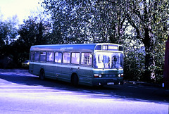 Slide 113-65 (Steve Guess) Tags: surrey england gb uk bus dday leyland national staines lcsw london country snb south west middlesex ypl420t snb420