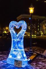 Blue Heart (kevnkc2) Tags: stdntsdoncooper lightroom pennsylvania winter historic downtown icefest ice sculpture chambersburg nikon d610 franklin county tamron 2470mmg2 sp2470mmf28divcusdg2a032