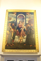 Mary and Yeshua, and some Franciscans, of course (bobmendo) Tags: art adoration francis bode museum