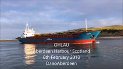 Ohlau - Aberdeen Harbour Scotland - 6/2/2018 (DanoAberdeen) Tags: candid amateur aberdeen aberdeenscotland aberdeencity abdn aberdeenharbour abz video mpeg mp4 4k 2018 cargoships tug tugboat workboats seafarers seaport seascape northsea northseasupplyships northseasupplyvessels northeastsupplyships northeastsupplyvessels oilships oilrigs oilrigsupplyships offshore offshoreships offshorevessels offshoresupplyship psv supplyships maritime iphone iphone7plus iphoneography iphonevideo aberdeenunionstreet water autumn summer spring winter scotland scottish schotland škotija scotia harbour docks anchorhandling navigation geotagged northpier ohlau balticshipping oilandgas