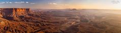 Island in the Sky (A Camera Story) Tags: canyonlands nationalparks canyonlandsnationalpark greenriver greenriveroverlook panorama sunset moab utah unitedstates us