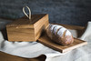 DSC_0422-2 (B.Gim) Tags: food photo photography bread detail foodie brown blue grey nikon d3100 design flour pretty table wood product foodporn rustic cool awesome delicious meal baked baking bake kitchen kitchenware styling still life 35mm nikorr studio shot photoshoot indoor wheat whole