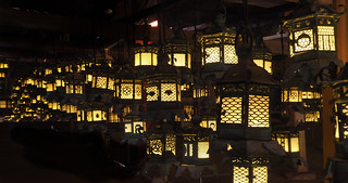 Kasuga-taisha temple Unesco site    Nara