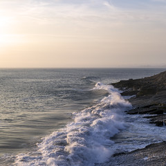 The Race (_aires_) Tags: aires iris waves crashing sunset ocean pacific landscape seascape canoneos5dmarkiv canonef2470mmf28liiusm friarsleap elsaltodelfraile chorrilloslimaperu chorrillos