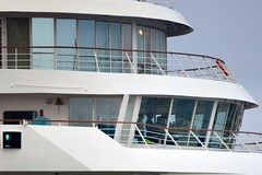 LOX_8084 (Lox Pix) Tags: australia aircraft queensland qld cruise cruiseship roro transfuture6 silverwhisper mssilverwhisper silverseacruises ship loxpix murarrie dusk pureadrenalin finola corralline loxworx loxwerx l0xpix