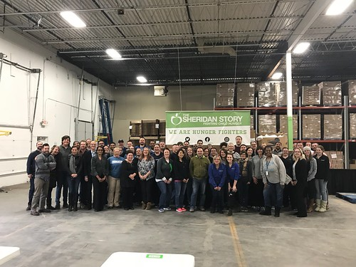 Wellington Management Packing Event 2/22/18