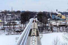 20180223_160627-D7000 (tojones007) Tags: 2018 eauclaire february railroad rollingstock unionpacificrailroad winter wisconsin