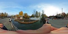 Hansa Park - Wildwasserfahrt 360 Grad (www.nbfotos.de) Tags: hansapark wildwasserfahrt holsteinturm 360 360gradfoto ricohthetas freizeitpark vergnügungspark themepark sierksdorf