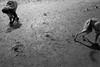 contours, mithitalai (nevil zaveri (thank U for 15M views:)) Tags: zaveri people india narmada photography photographer images photos blog holy stockimages river photograph photographs nevil nevilzaveri stock photo parikramavasi monochrome blackandwhite bw gujarat gujrat old women woman pilgrims boat mithitalai dahej vehicles parikrama devotee cairn pile mud shore seacoast bank dog mammals ribs myfav delta
