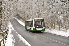not another green one (D Stazicker Photography) Tags: connexions buses tockwith enviro 200 940