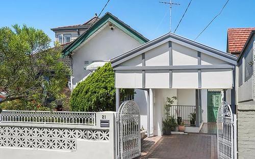 21 Kensington Rd, Kensington NSW 2033